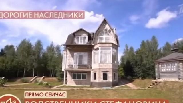 Дом в селе Власьево Волоколамского района