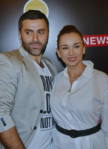 Гурам Баблишвили и Анфиса Чехова
