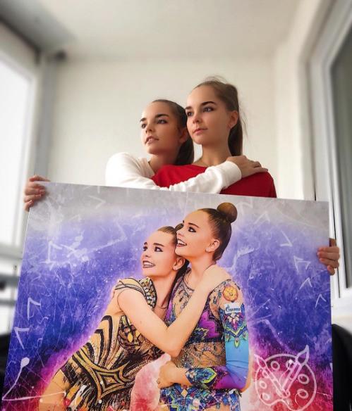 Арина и Дина Аверины