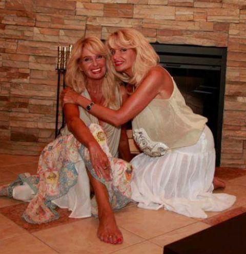 Сестры Зайцевы очень переживали из-за потери любимого человека