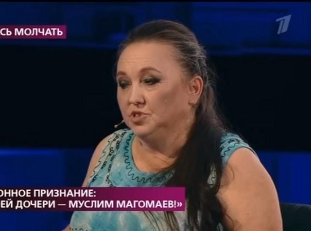 Ольга утверждает, что была в отношениях с Муслимом Магомаевым.